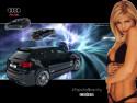 Tapeta Audi A3 Sportback