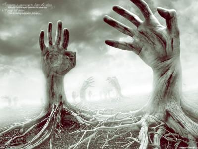 Tapeta: Hands