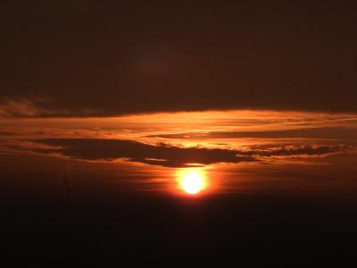 Tapeta: 1. Západ sluníčka