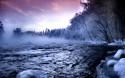 Tapeta Ledová krajina