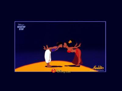 Tapeta: Aladin 2
