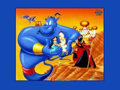 Tapeta: Aladin 3