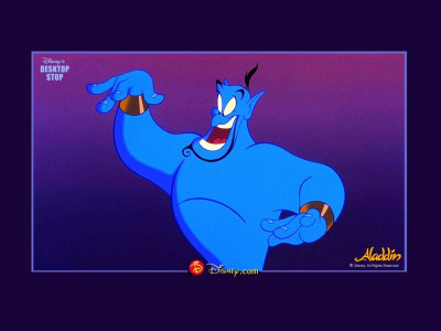 Tapeta: Aladin 4