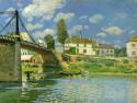 Tapeta Alfred Sisley 2