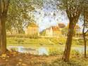 Tapeta Alfred Sisley 6