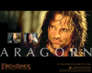 Tapeta: Aragorn