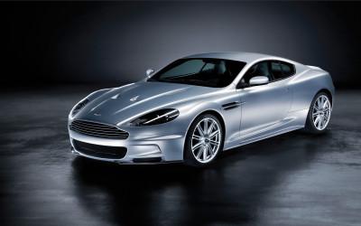Tapeta: Aston martin DBS-6