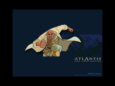 Tapeta: Atlantis 5
