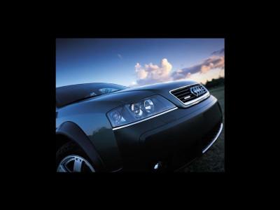 Tapeta: Audi Allroad Quatro 8