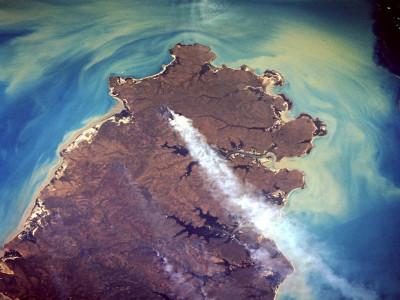 Tapeta: Australský požár