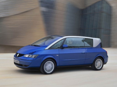 Tapeta: Auto Renault 10