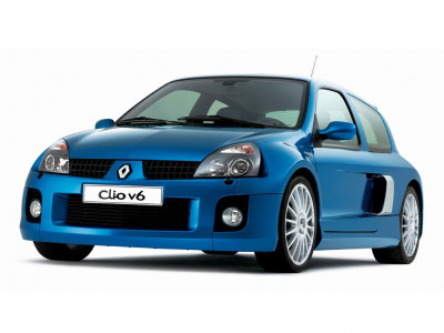 Tapeta: Auto Renault 15