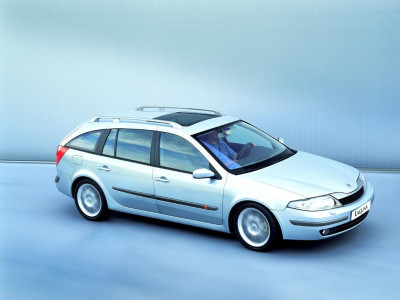 Tapeta: Auto Renault 24