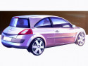 Tapeta Auto Renault 28
