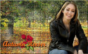 Tapeta Autumn Reeser