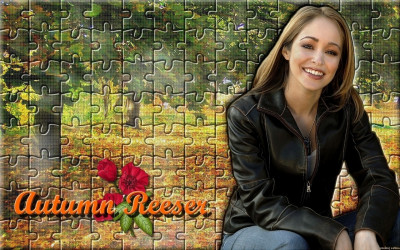 Tapeta: Autumn Reeser