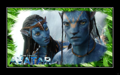 Tapeta: Avatar Wallpaper 2009