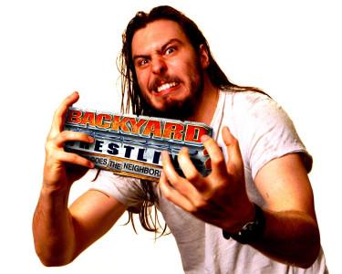Tapeta: Backyard Wrestling