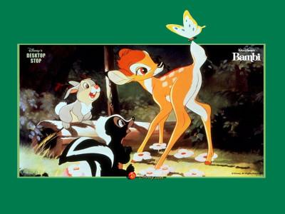 Tapeta: Bambi 2