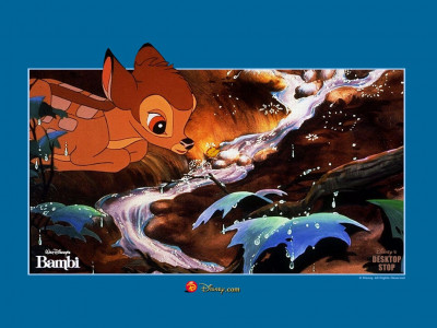 Tapeta: Bambi 4