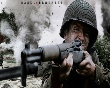 Tapeta: Band of brothers