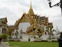 Tapeta Bangkok - Královský palác