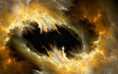 Tapeta: Barevný vesmír