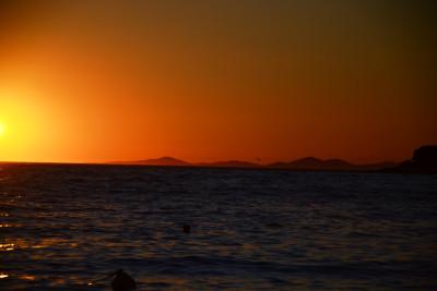 Tapeta: Barvy moře