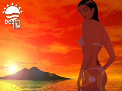 Tapeta: Beach Life 2