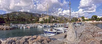 Tapeta: Beaulieu sur Mer