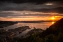 Tapeta Bergen2, Norsko