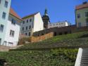 Tapeta Bílá věž Hradec Králové