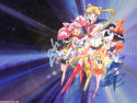 Tapeta Bishoujo Senshi Sailor monn