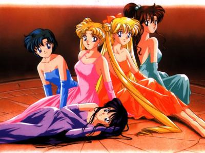 Tapeta: Bishoujo Senshi Sailor monn3