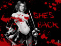 Tapeta BloodRayne blood