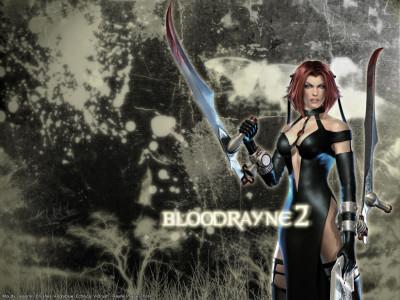 Tapeta: BloodRayne