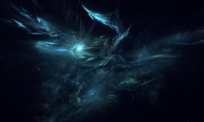 Tapeta: Modrá