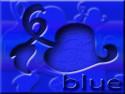 Tapeta Blue x