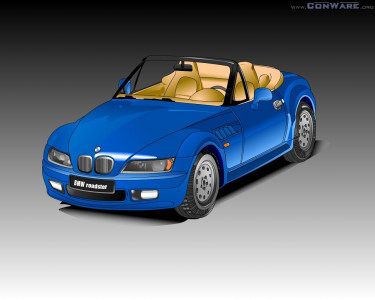 Tapeta: BMW Z3 Roadster