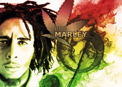 Tapeta: Bob Marley