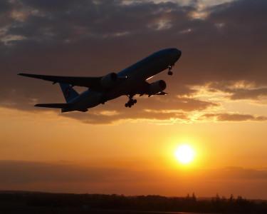 Tapeta: Boeing 777-200ER