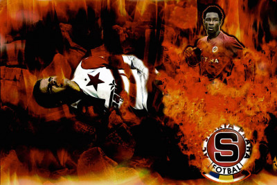 Tapeta: Bony Wilfried Sparta = Hell