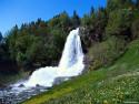 Tapeta Bouřící vodopády 11