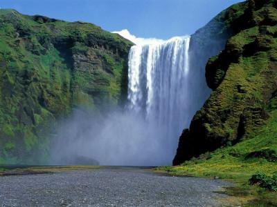 Tapeta: Bouřící vodopády 13