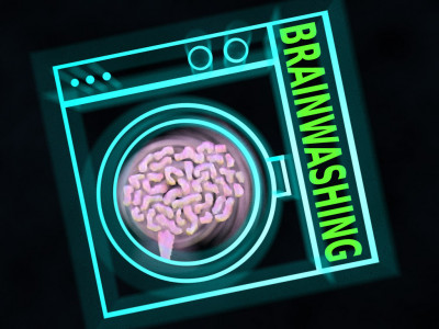 Tapeta: Brainwashing