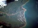 Tapeta Brazílie z vesmíru