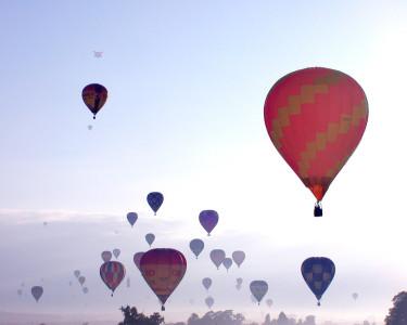 Tapeta: Bristol Balloon Fiesta