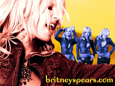 Tapeta: Britney Spears 9
