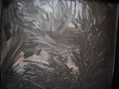 Tapeta: Broušené sklo 2