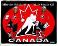 Tapeta Canada hockey